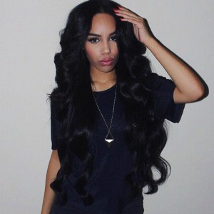 360 Lace Wigs Full Lace Human Hair Wigs with Baby Hair Body Wave 180% Density
