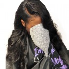 Pre Plucked 360 Lace Frontal Wigs 150% Density Lace Front Human Hair Wigs Brazilian Body Wave Lace Wigs