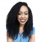 Natural Color Kinky Curly Hair Weaves Brazilian Virgin Human Hair 3 Bundles