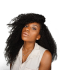 kinky curly full lace human hair wig